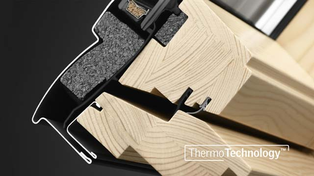 roof window thermo technology