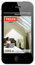 Get the VELUX Skylight Planner app for your phone