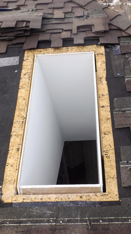 Deck Mount Replacement 7916 Skylight Specialists Inc