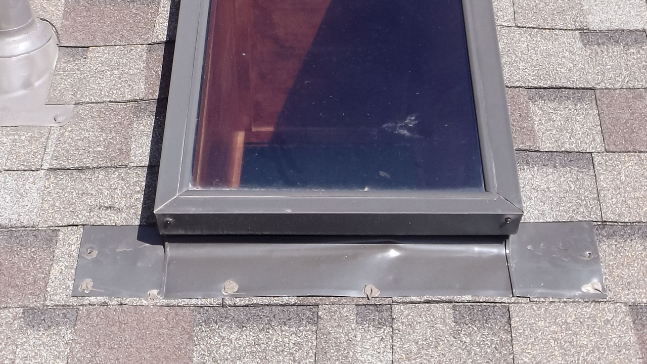 Velux Flashing And Cladding Replacement Skylight