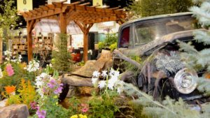 Colorado Garden & Home Show Truck Garden