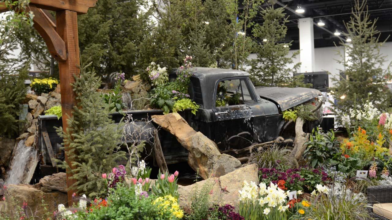 Colorado Garden & Home Show Truck Garden 2