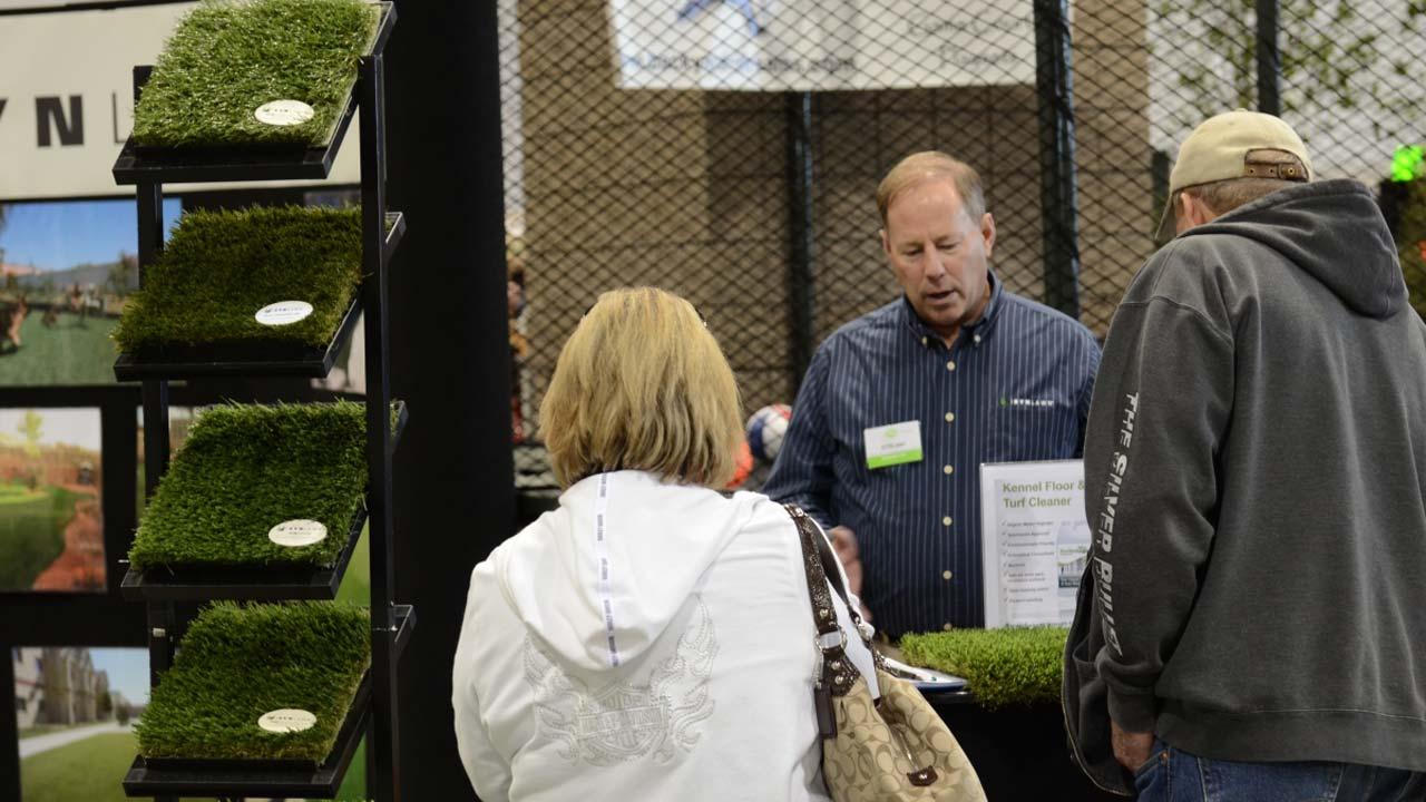 Colorado Garden & Home Show Grass Meeting