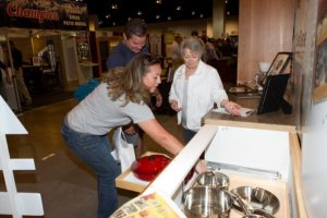 Colorado Garden & Home Show Cookware