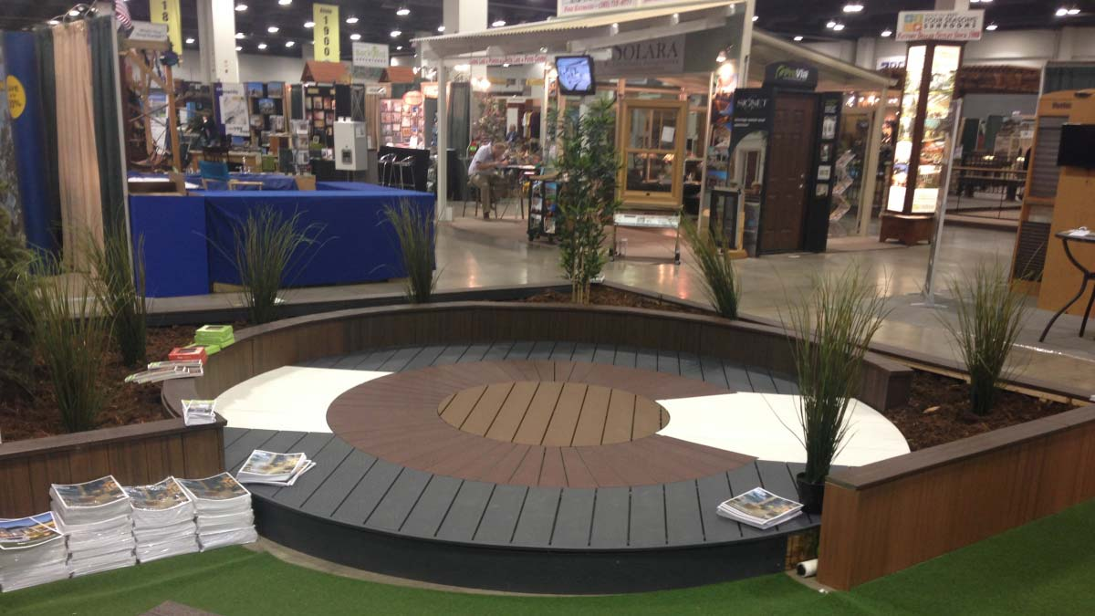Colorado Garden & Home Show Deck