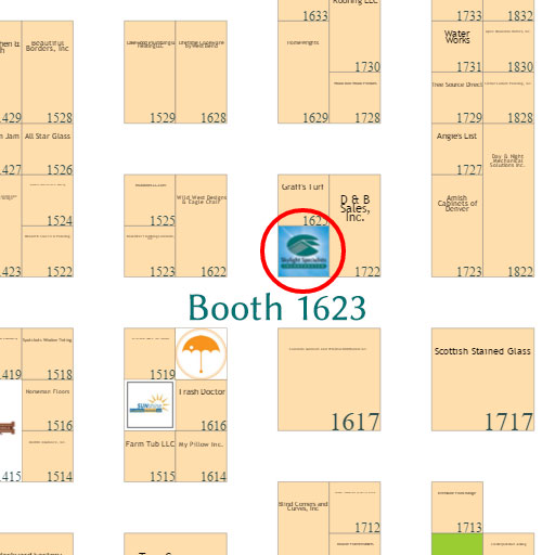 Booth 1623