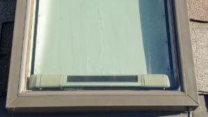 velux blind solar panel 2093-095540