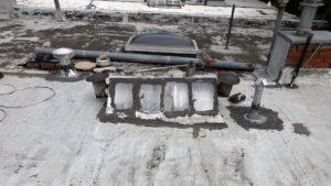 diy skylight repair