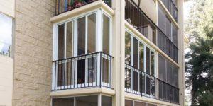 balconies lanais