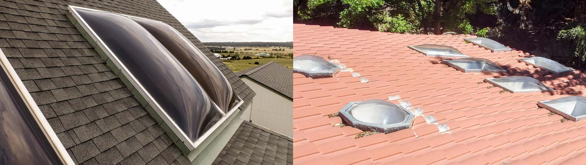 header dome skylights