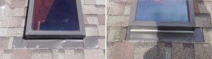 featured project flashing cladding