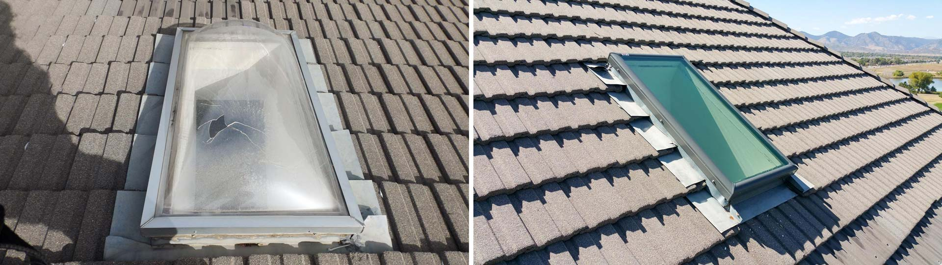featured project velux curb mount replacement