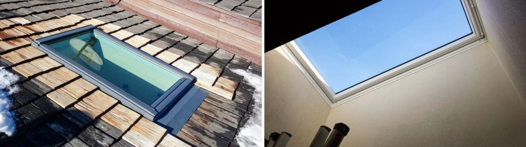 Velux Roof Windows Skylight Specialists Inc