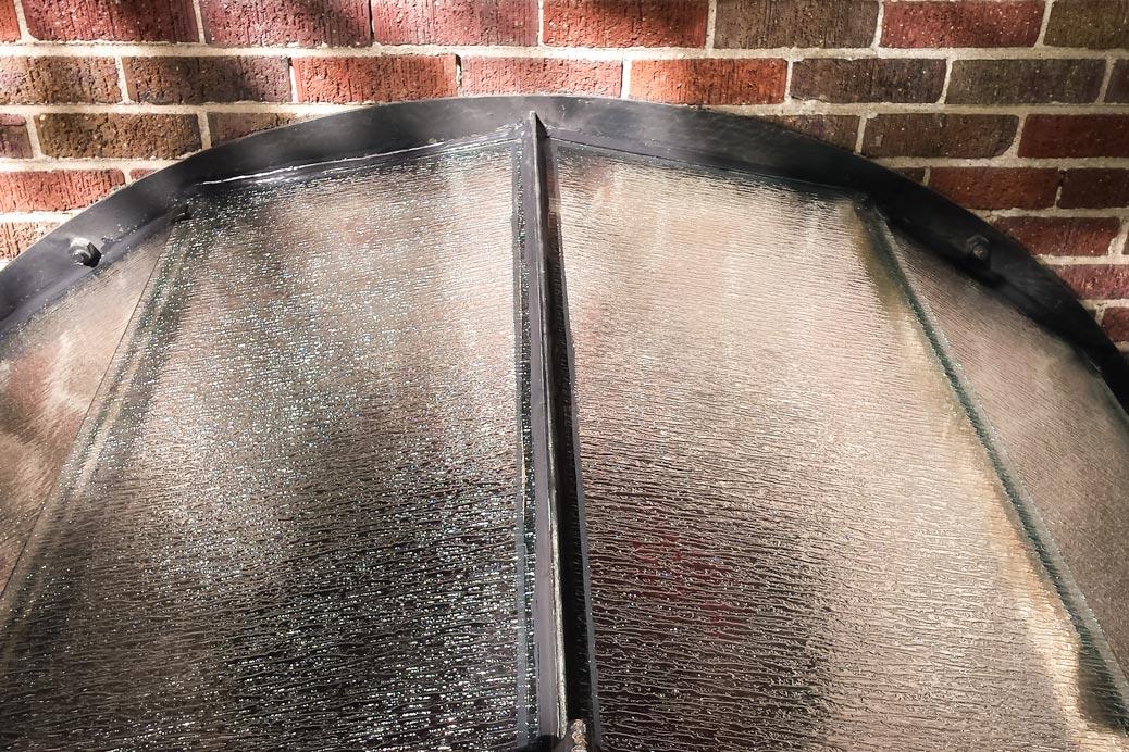 glass canopy 2655
