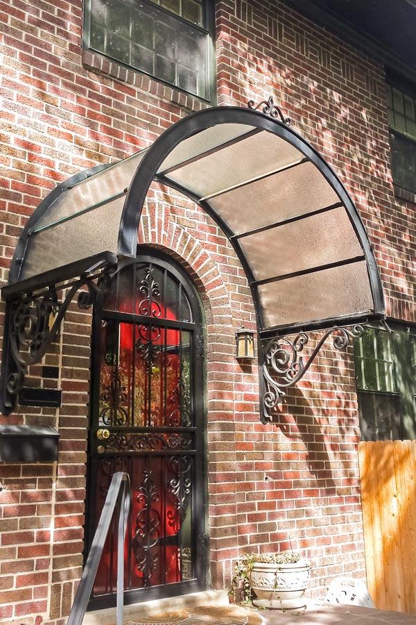glass canopy 2832