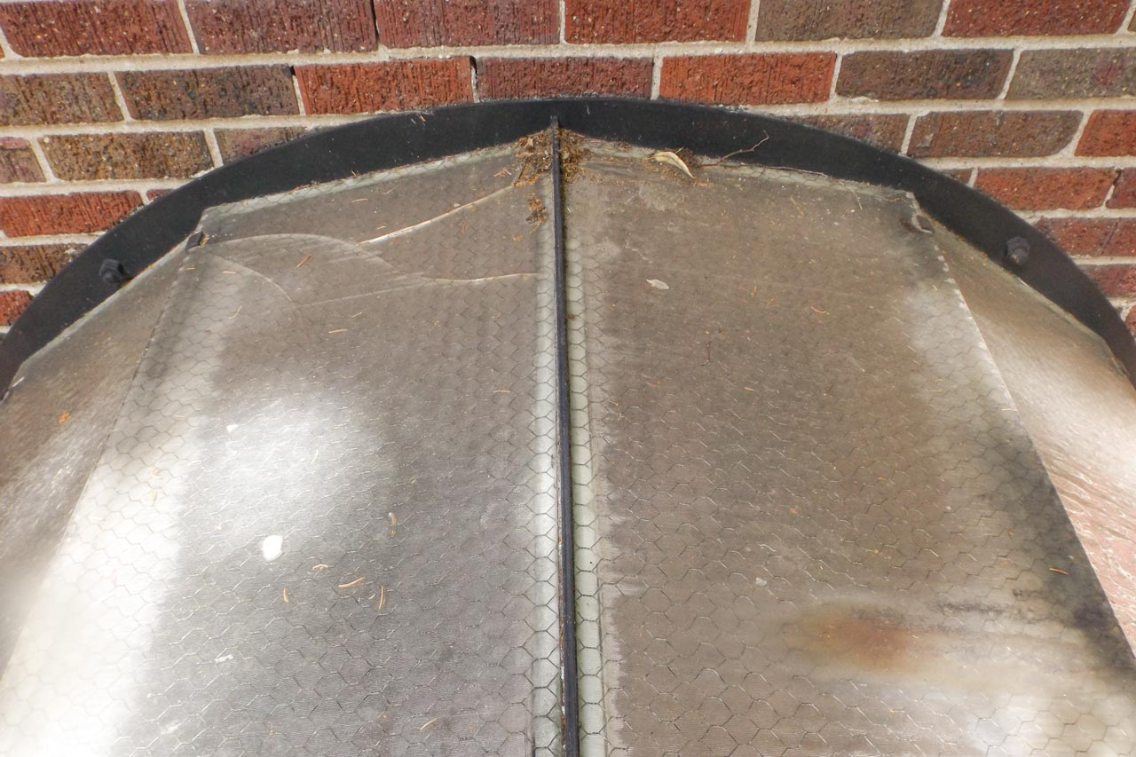 glass canopy 6207