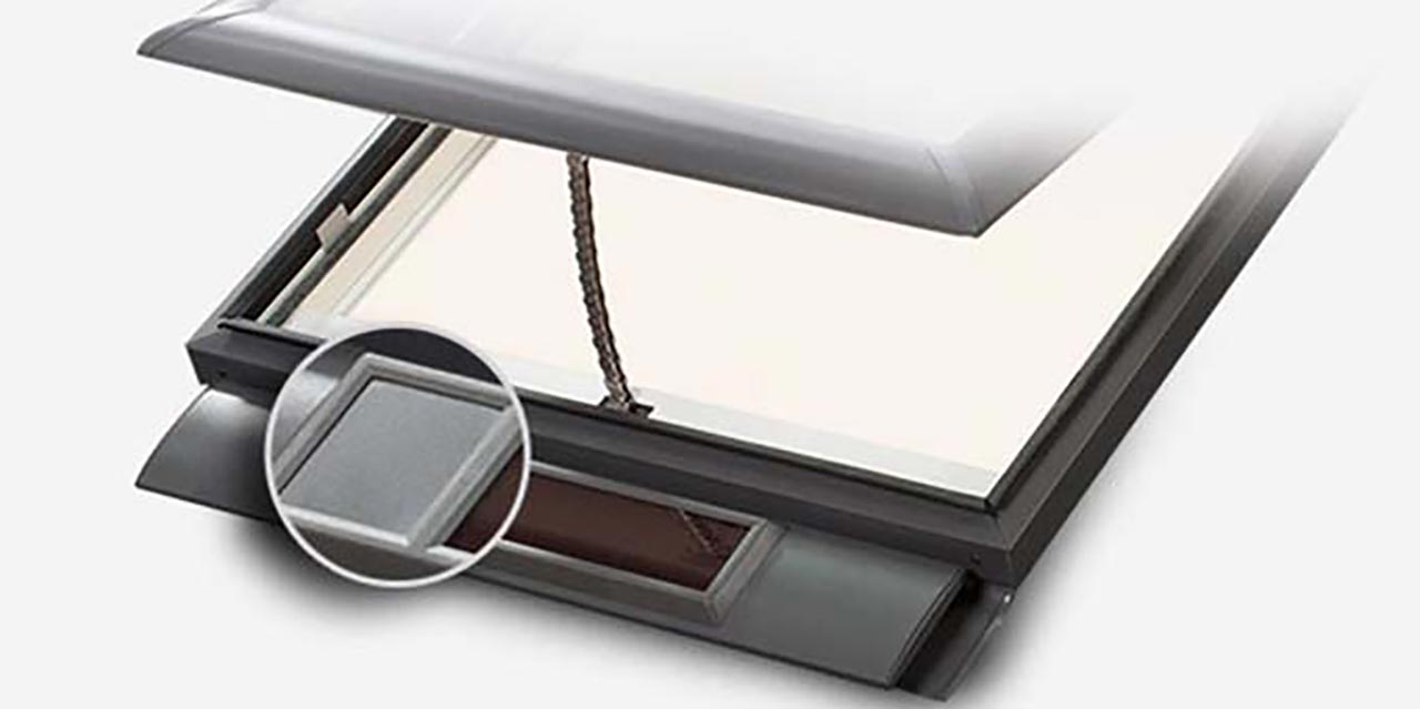 Velux Skylights Give You Peace Of Mind