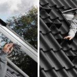 VELUX GXU ROOF ACCESS Roof Window