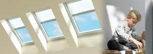 Venetian Skylight Blinds