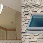 Skylight Shaft | A pair of skylights