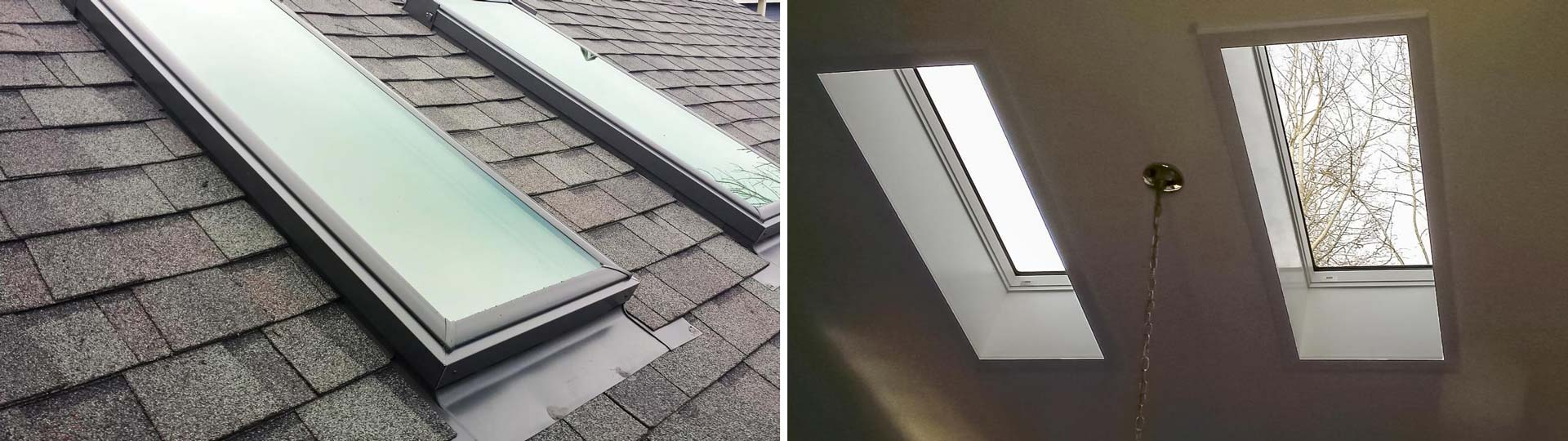 header skylights instant shaft