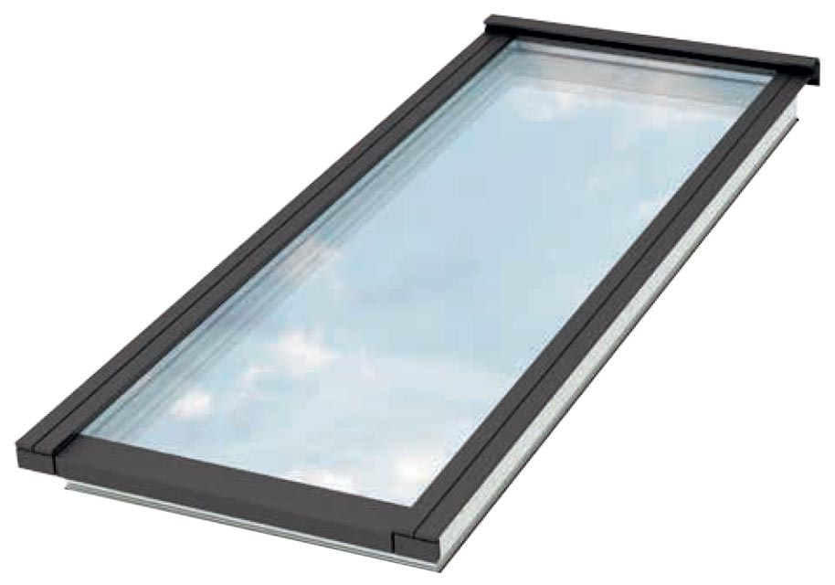 Velux modular skylight fixed module