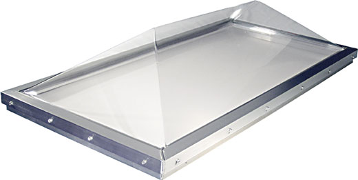 Velux CH2 curb mount hip ridge