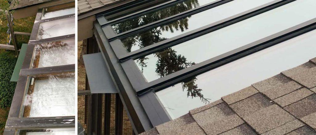 Custom Glazing Retrofit | MAGS BAR