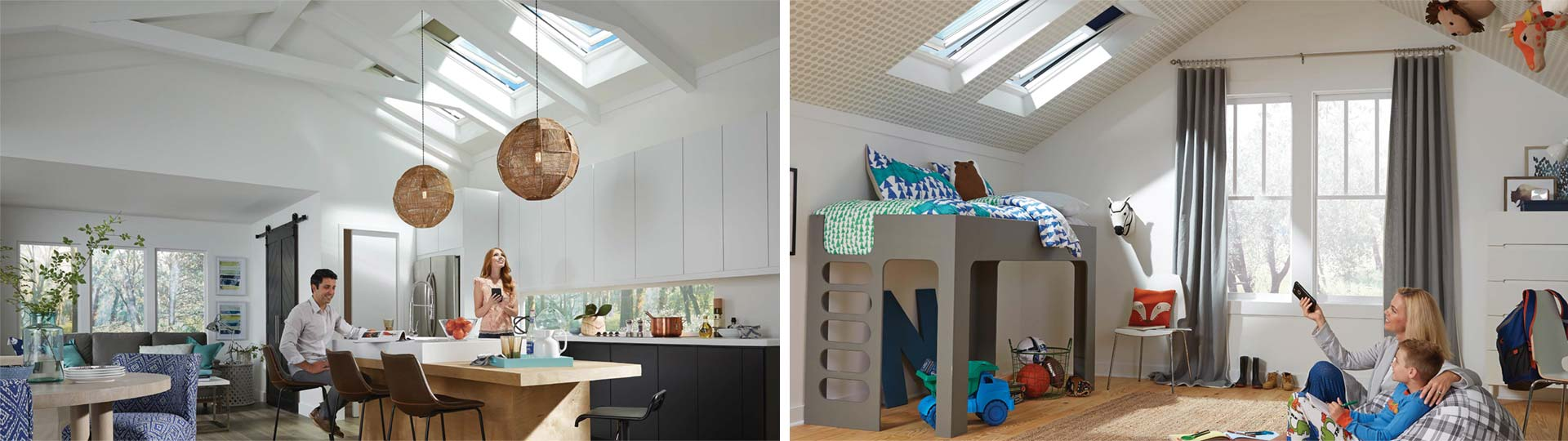 velux active skylights