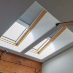 Stain Grade Skylight | Golden