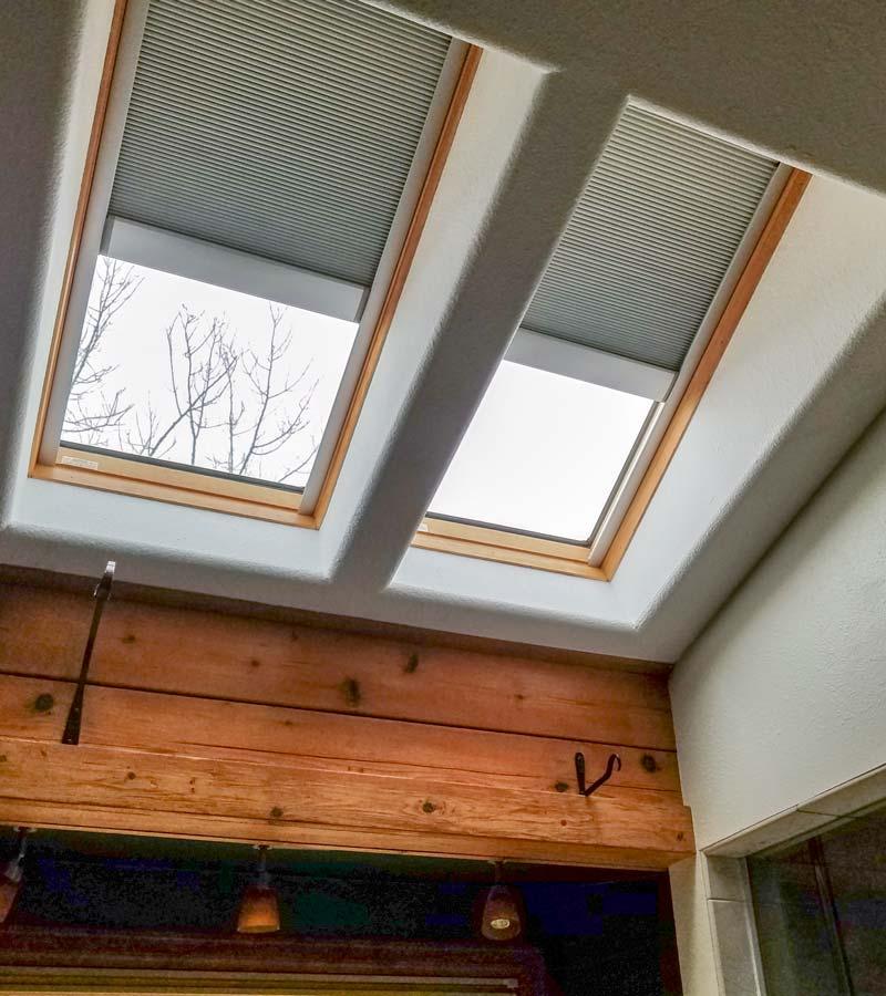 skylight blinds shaft 25347-095353