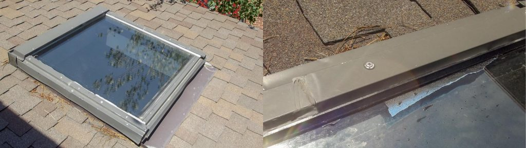Skylight Repair | Wet Seal