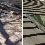 Skylight Replacement with Custom Flashing