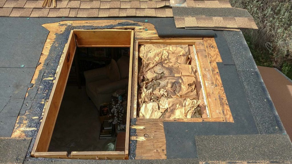 replace venting dome skylight 24520-101534895