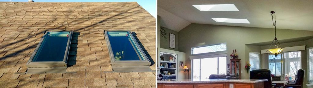 A Life Changing Skylight Installation