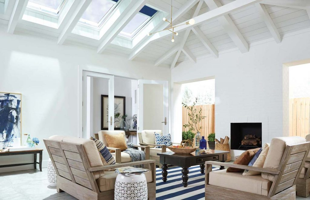 Get Inspired | Living Rooms – Skylight Specialists, Inc