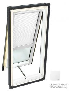 Velux Go Solar fresh air active gateway