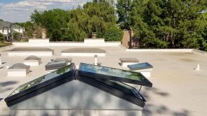 Velux smart home venting skylights 27659-165637