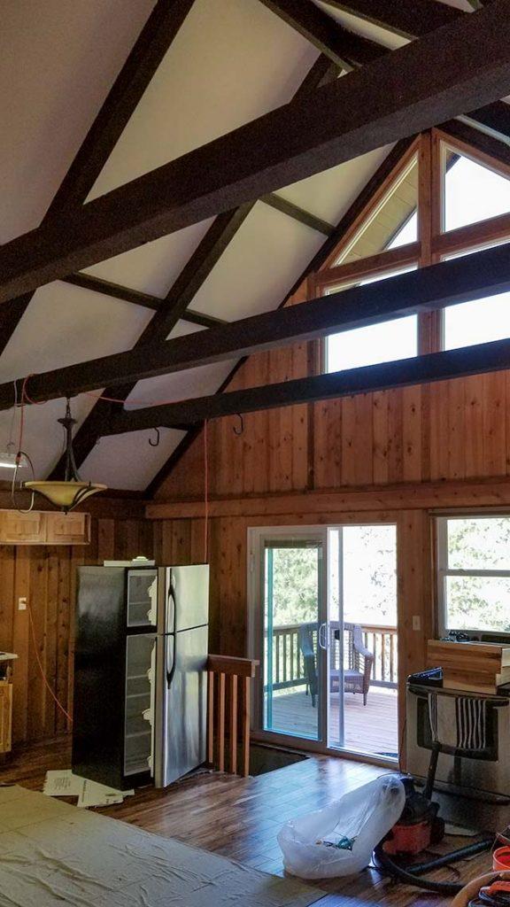 Velux deck mount skylight 29731-093606