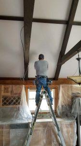 Velux deck mount skylight 29731-104759