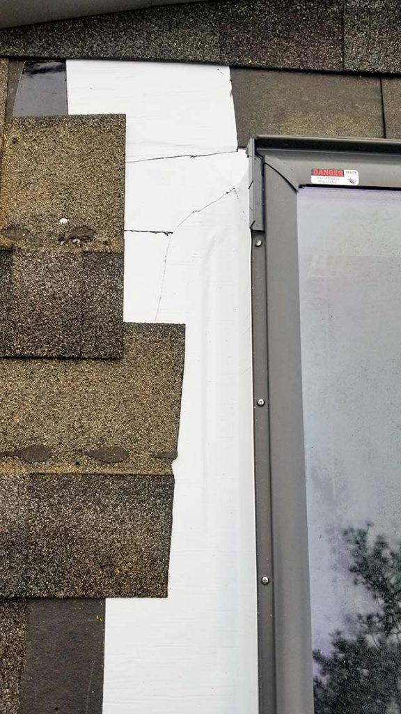 Velux deck mount skylight 29731-135812