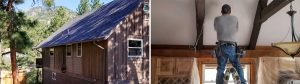 Velux deck mount skylight 29731 header