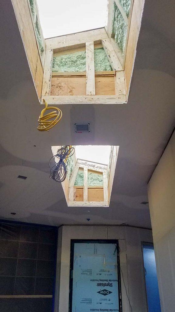 new skylights Aspen home 24205-164506