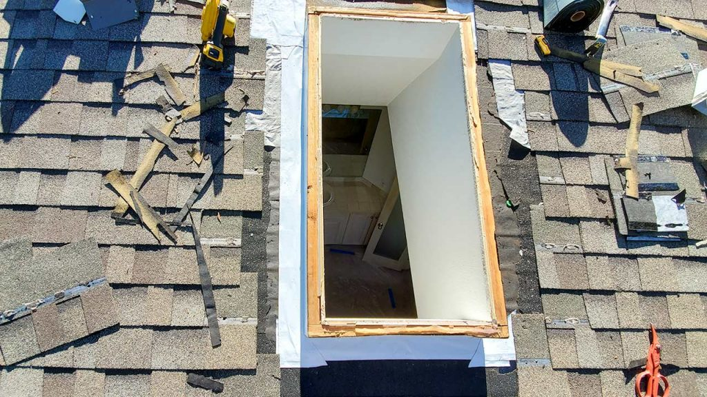 skylight replacement Evergreen 29888-145302