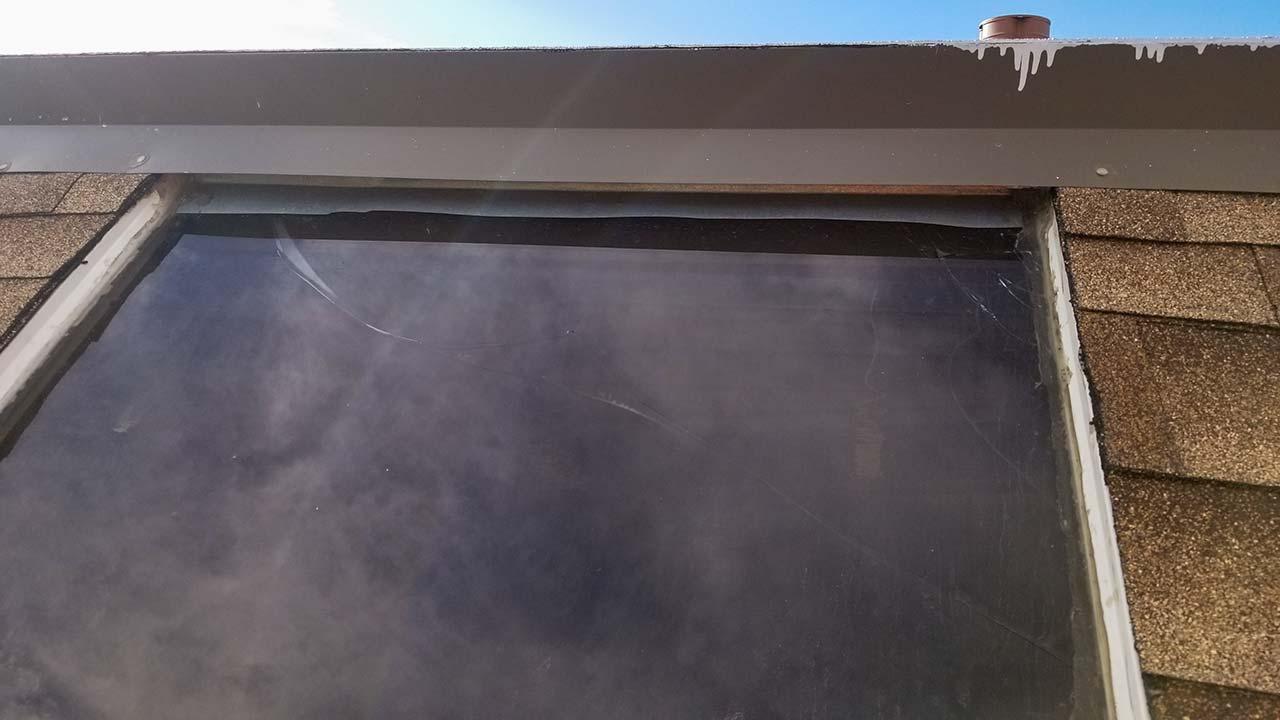 Velux deck mount skylight 6497-091935-2
