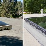 Large Dome Skylights Replacement