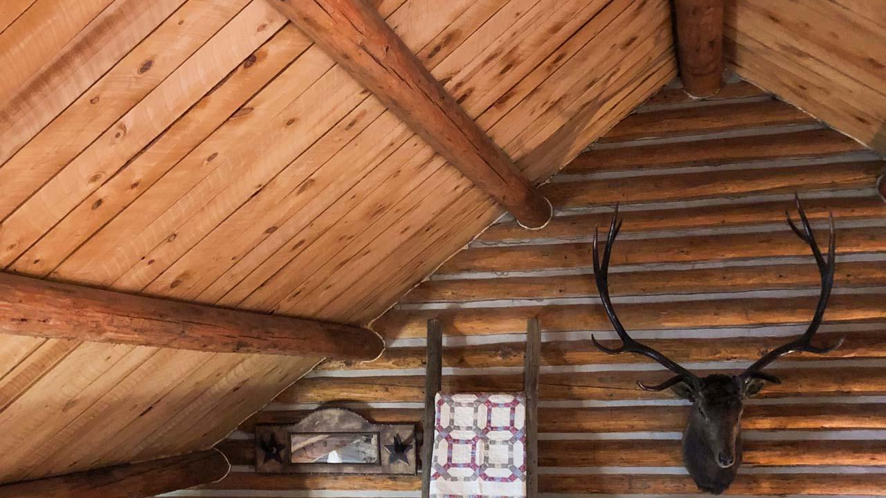 install skylights log cabin 29749-8839-L
