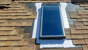 new install Velux FS skylight 29503-122728