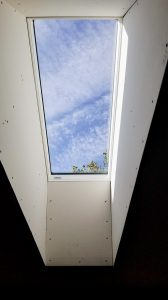 new install Velux FS skylight 29503-150138