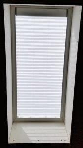 new installation Velux FCM skylight 26700-145607
